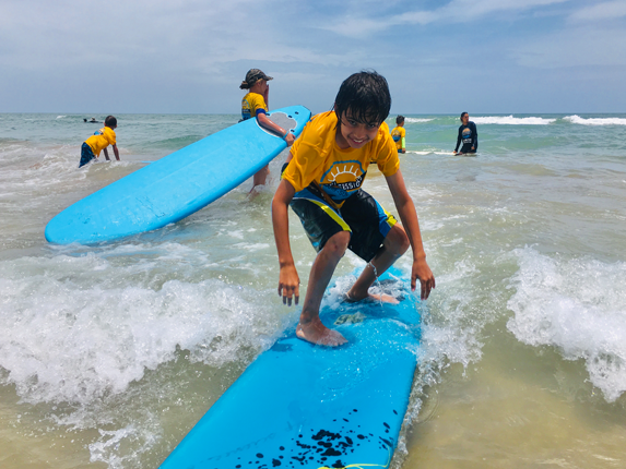 3-Day Surf Camp