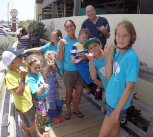 SPI SESSIONS Sea Turtle Summer Camp