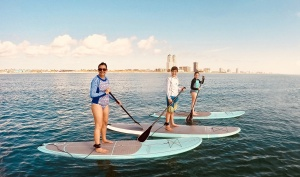 Group SUP Lessons | SPI Sessions