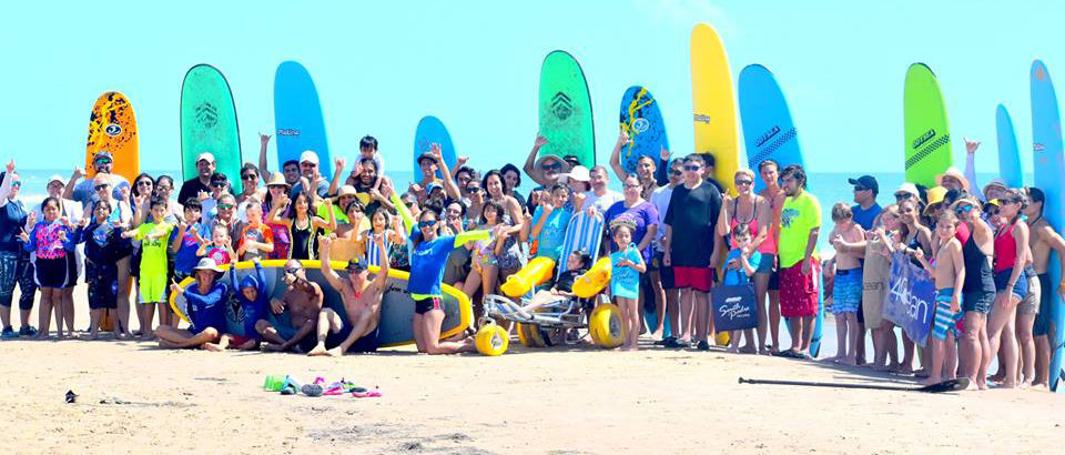 Picture of 07.15.18 1st Special Needs Surfing Clinic
