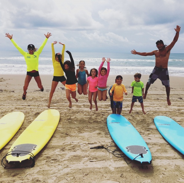 surf camps on south padre
