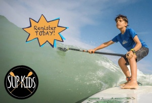 Kids SUP Camp & Lessons...